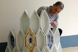 die größte Porzellanvase der Welt